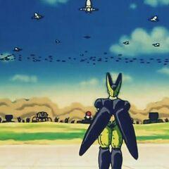 L'esercito delle milizie del Re vs Cell.