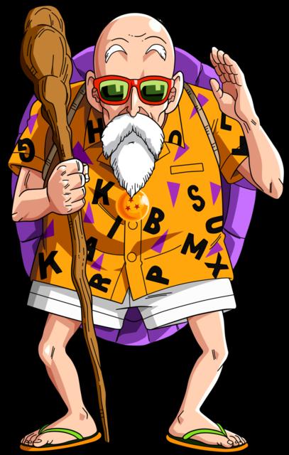 Kamé Sennin | Wiki Dragon Ball | Fandom
