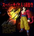 Goku (GT) SS4 BT3