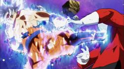Goku blanco jiren p1