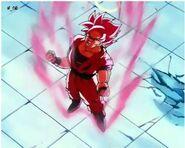 Goku superkaioken