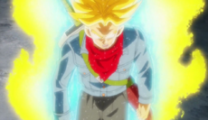 ISS Trunks del Futuro DBS