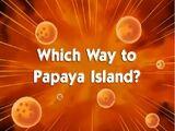 Which Way to Papaya Island?