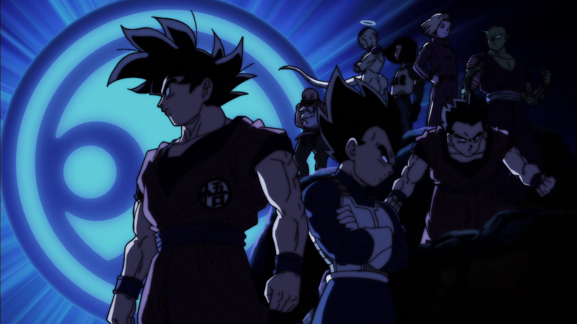 Team Universe 7 Dragon Ball Wiki Fandom