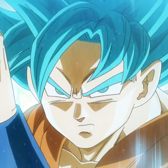 Avatar Super Saiyan Blue
