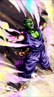 Dokkan Battle Budding Heart Piccolo card (Legendary Rare)
