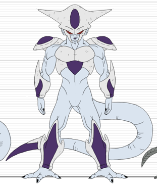 Image - Frieza 5th Form online-1-.png | Dragon Ball Wiki | FANDOM ...