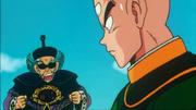 Tenshinhan disubbidisce all'Eremita della Gru - Torneo di Miifan