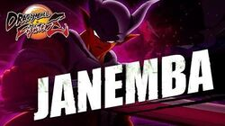 Dragon Ball FighterZ - Janemba - PS4 XB1 PC SWITCH