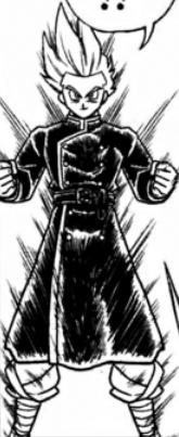 Xeno Goten Dragon Ball Wiki Fandom Powered By Wikia