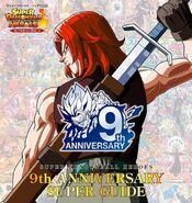 Trunks Xeno SSG Guia 9 Aniversario SDBH