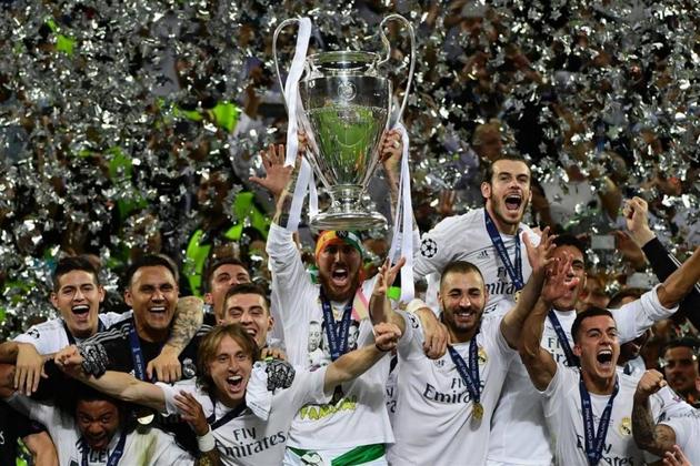 Undécima champion madridista