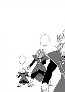 Zamasu Fusione e Monaka Volume 5