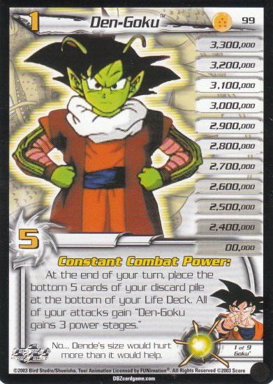 Dragon ball z collectible card game dragon ball wiki fandom fusion saga publicscrutiny Gallery