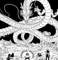 Dragon Ball Z La Resurrezione di 'F' - drago shenron e banda di pilaf