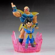 February2010-Nappa+Vegeta