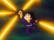 Goku agafa bola de drac