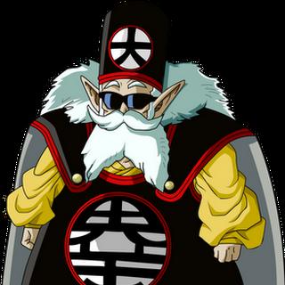 Grande Re Kaioh.