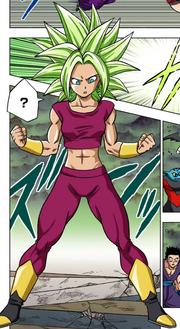 SS Kefla manga