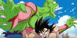 DBK Goku VS Piccolo