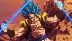 Gogeta (Super) Super Saiyan Azul