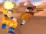 Goku ssj vs -A19 BT3