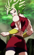 Kale True Legendary Super Saiyan
