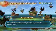 Saiyan Saga Senario