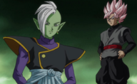 Zamasu accuse trunks