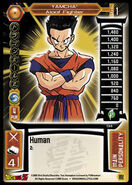 094 Yamcha - Aloof Fighter, DBZ TCG 2005 Score Entertaiment