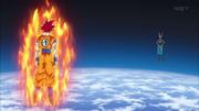 Bills Goku estratosfera