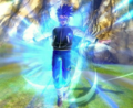 DBXV2 Future Warrior (Super Pack 4 DLC) Divinity Unleashed (Super Skill)
