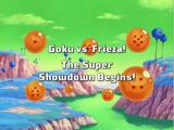 Goku vs. Frieza! The Super Showdown Begins!