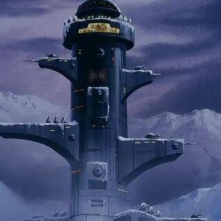 La Muscle Tower in Il Cammino dell'Eroe.