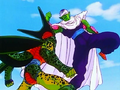Piccolo vs Cell