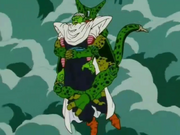 Cell blocca Piccolo