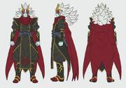 Dark King Mechikabura art
