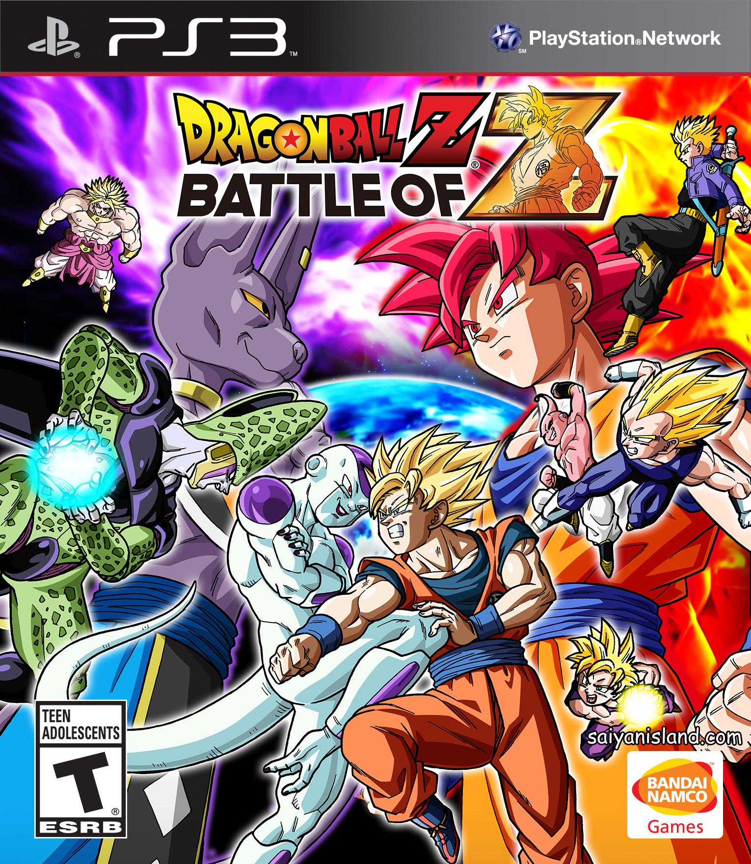Dragon Ball Z Battle Of Z Dragon Ball Wiki Fandom Powered By Wikia