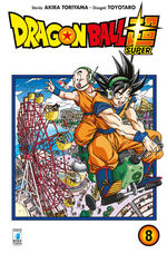 Dragon Ball Super Volume 8 cover it