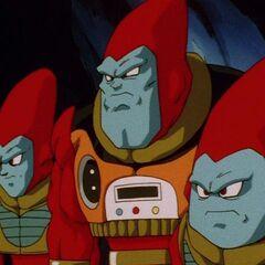 I Fratelli Parapara nell'episodio dieci.