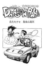 The Lost Dragon Ball