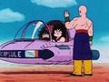 Yajirobe,Goku,Tien