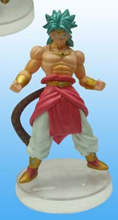 Broly from set