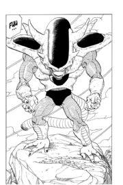 Frieza's Thrid Form