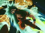 Goku vence a Recoome