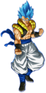 Gogeta SSGSS FighterZ render