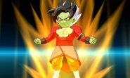 KF SS4 Goku (Merged Zamasu)