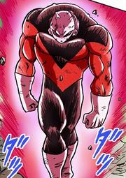 Super Full Power Jiren manga
