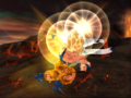 BT3 SS Mid Goku vs Frieza