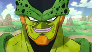 Broly - Semi-Perfect Cell